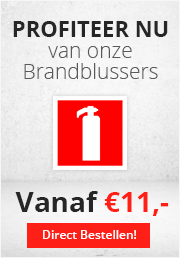 Brandblussers bestellen vanaf 11 euro